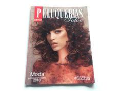 Peinado by Javier Jauregi en la revista profesional Hair Styles